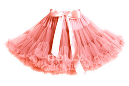 Dolly Light Coral Pettiskirt