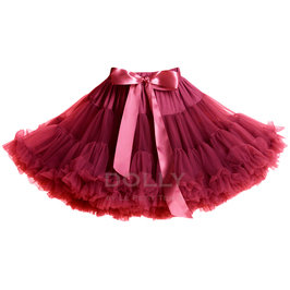 Dolly Red Ruby Pettiskirt
