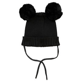 Black Ear Hat
