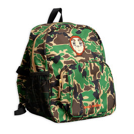 New Season: Camouflage School Bag
