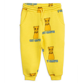 Yellow Cat Campus Sweatpants