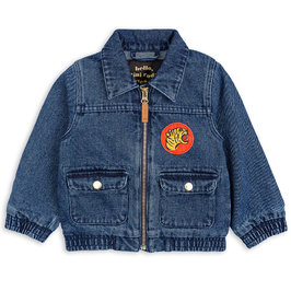 New Season: Denim Tiger Jacket