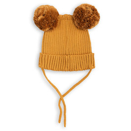 Panda Ear Hat Beige