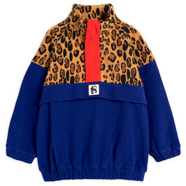 Fleece Zip Pullover