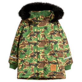 New Season: K2 Camouflage Parka