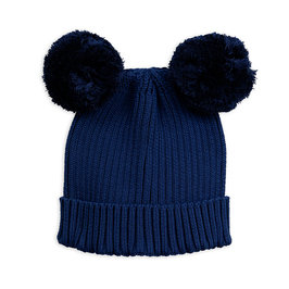 Navy Ear Hat