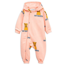 Pink Cat Campus Onesie