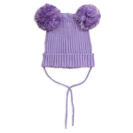 Purple Ear Hat