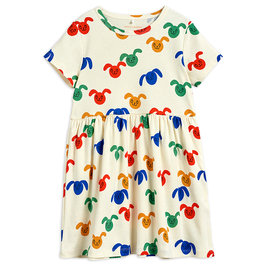 Rabbits AOP SS Dress