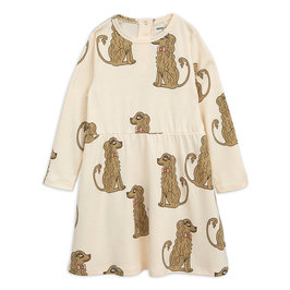Spaniel Long Sleeves Dress