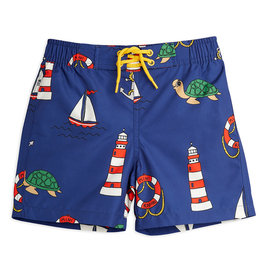 Turtle Float Swim Shorts