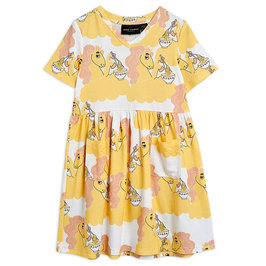 Unicorn Noodles AOP SS Dress
