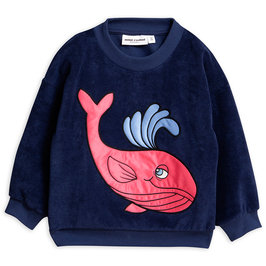 New Season: Whale SP Terry Sweatshirt