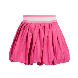 Pink bubble skirt