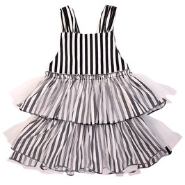 Striped Harley Dress