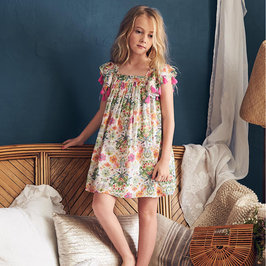 Chloe Dress in Summer Floral