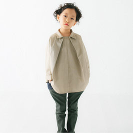 Cotton Beige Blouse