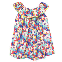 Cotton Dress Chamela Bloom
