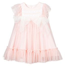 Pink Tulle Dress