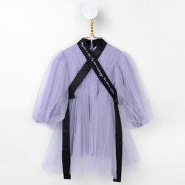 New Season: Lilac Elison Dress