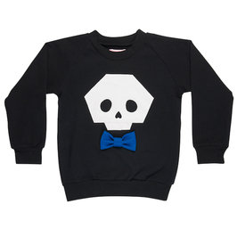 Skull Face Sweatshirt