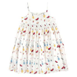 Fruit Print Dress