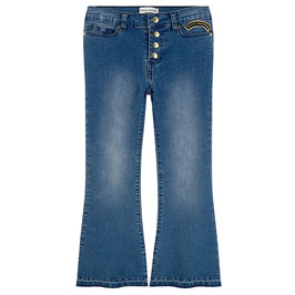 Girls Dernilla Flare Fit Jeans