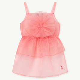 Soft Pink Logo Dragon Fly Dress
