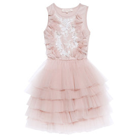 Paradise Garden Multi Layered Tutu Dress