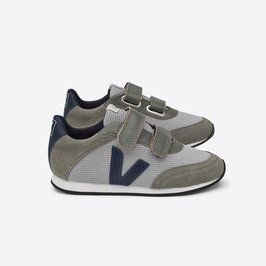 Arcade B Mesh Silver Grey Nautico Shoes