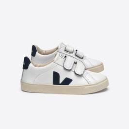 Esplar Leather Velcro White