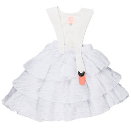 "Girl ""Fairytale"" Swan Dress"