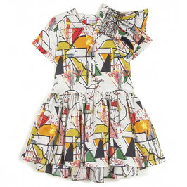 Graca Be Bop Woven Dress
