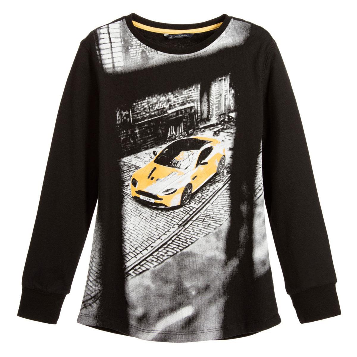 Boys Printed TShirt Aston Martin TShirts Shirts Polos - Aston martin shirt