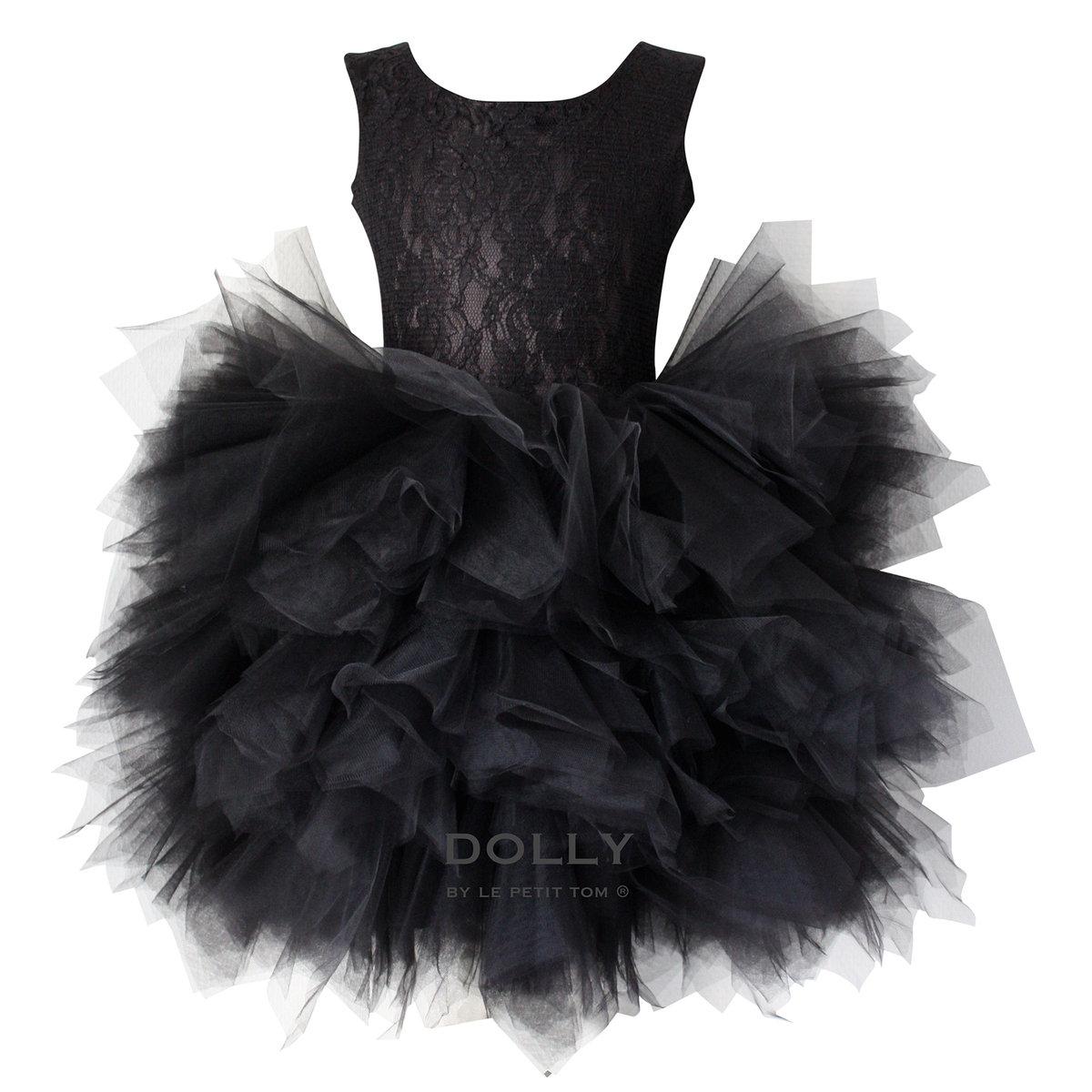 84aa90500ae0 Ballerina Style Black Tutu Dress