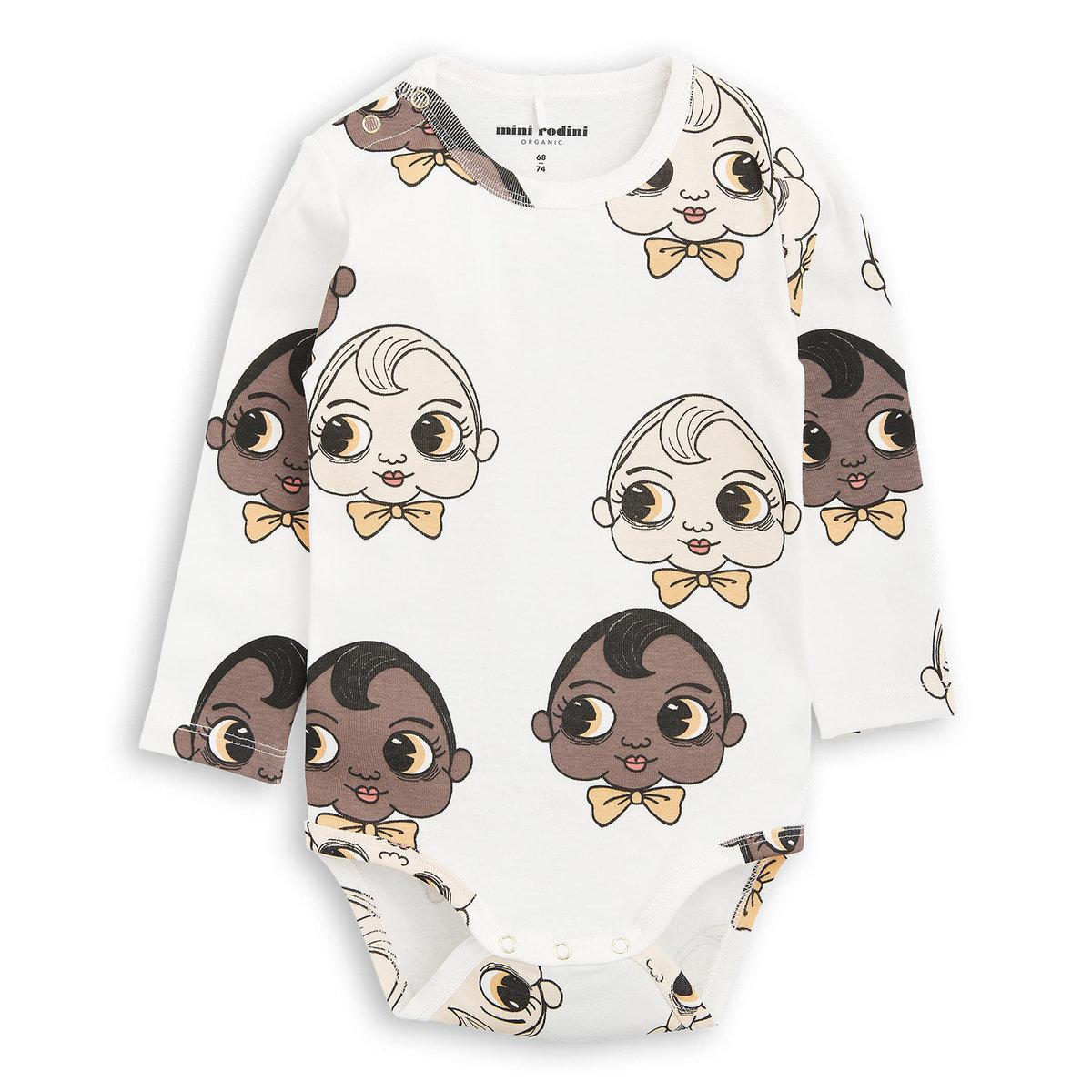 cd8f014081 Home · Mini Rodini  Baby Long Sleeve Bodysuit. Baby Long Sleeve Bodysuit.  Baby Long Sleeve Bodysuit Thumbnail
