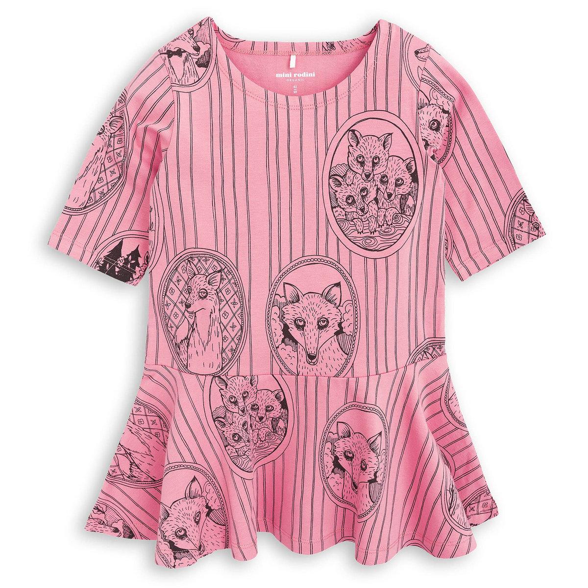 ce71e0d014 Home · Mini Rodini  Fox Family Dress. Fox Family Dress