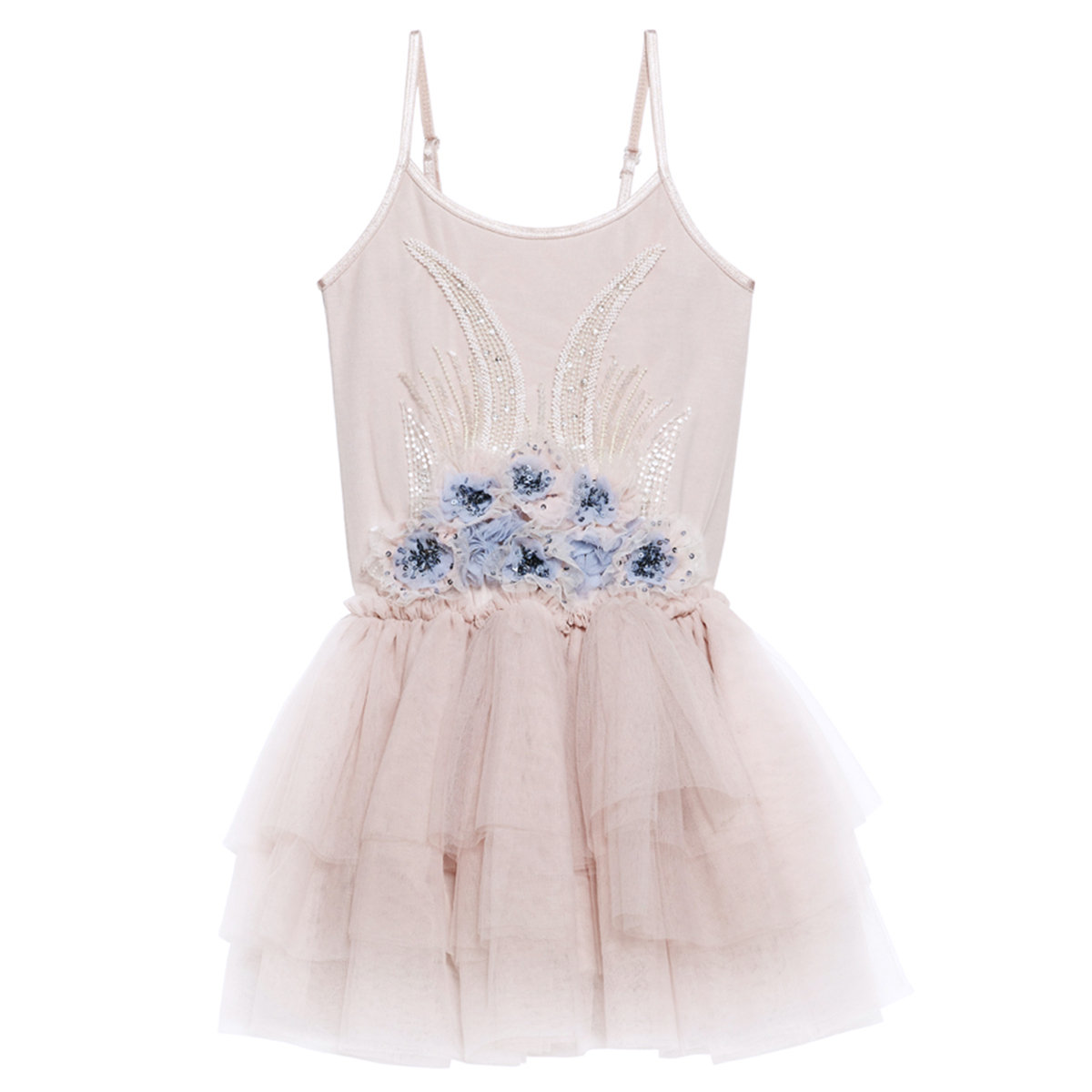 bdb23f75 Desert Rose Tiered Tutu Dress | Tutu du Monde Sale | Angelibebe ...